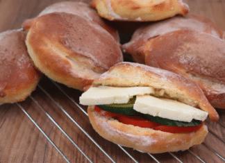 fırında sandviç ekmeği