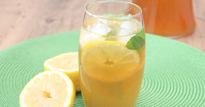 naneli-soğuk çay