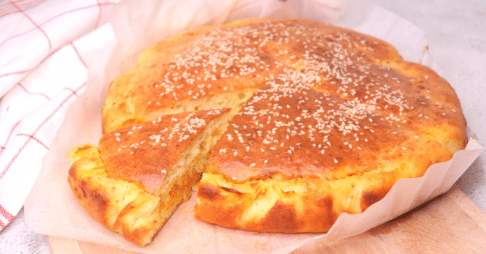 lahanalı kek tarifi