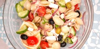 akdeniz makarna salatası tarifi