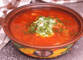 borş çorbası tarifi