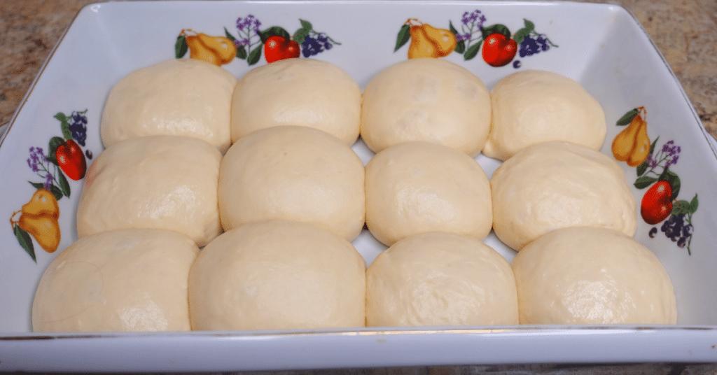 tepside sarımsaklı ekmek