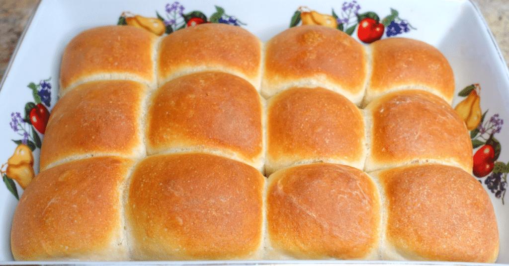 pampuşki ekmeği
