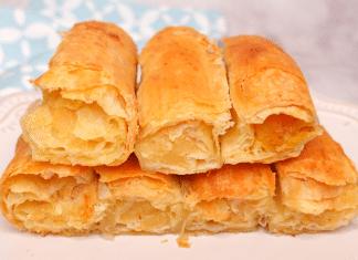 baklava yufkasından patates böreği tarifi